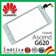 PANTALLA TACTIL PARA HUAWEI ASCEND G620 4G G620-L75 TOUCH SCREEN BLANCO BLANCA