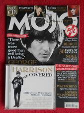 MOJO Magazine 216/2011 +CD George Harrison Bjork Waterboys Loudon Wainwright III