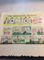 Sunday Comics Newspaper Section MILWAUKEE Journal - Sept 4 960