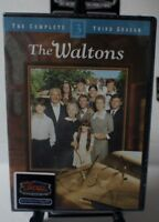The Waltons  The Complete Third Season NEW DVD FREE SHIPPING!!!