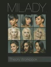 MILADY STANDARD COSMETOLOGY THEORY WORKBOOK ISBN 9781285769455 - PAPERBACK