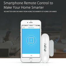 Home Automation Wifi Door/Window Detector Enabled Home Security Sensor Free APPs