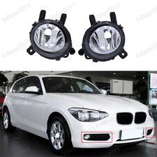 Clear Lens Fog Light For 2011-13 BMW 135i 128i LH Plastic Lens w// Bulb