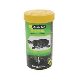Turtle Stick 100gm 11533 Fish Tank Aquarium Reptile Aqua One