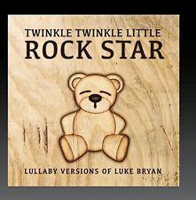 Twinkle Twinkle Litt - Lullaby Versions of Luke Bryan [New CD] Manufa