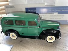 New ListingFranklin Mint 1946 Chevy Suburban Camper 1:24 diecast with box, No accessories