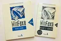 Vintage Delrina Winfax Pro Lite User Guide Version 3.0 PC Software Manual Books