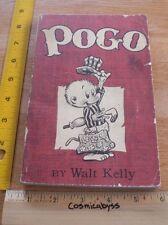 Pogo book Original Pogo Possum Walt Kelly 1951 1st print