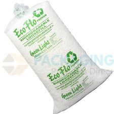 More details for new packing peanuts chips loose fill good quality polystyrene jumbo pack 15cu/ft