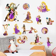 Tangled Princess Rapunzel Disney Wall Stickers Vinyl Decal Girls Nursery Decor