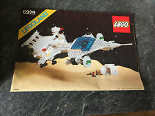 Lego 6929-1 Classic Space Vintage System Legoland OVP und Anleitung