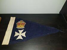 Original Vintage Boat Ship Nautical Flag