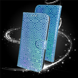 Flowers Wallet Leather Flip Cover Case For iPhone 12 11 Pro X XR XS Max 7 8 Plus