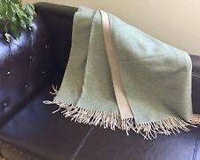 Manta de lana Cuadros Colcha Cubierta sofa funda Sofá 135x170cm 100%