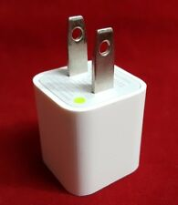 Genuine OEM USB Wall Charger Apple A1385/A1265 Charging Cube Adapter For 5s/6s