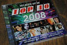 HET BEST UIT TOP 40 / 2008 - DOUBLE CD COMPILATION / EMI - 2655362 7 / 2008