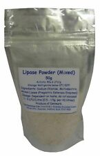 Lipase Enzyme (Mixed) 50g Pouch