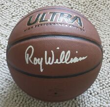ROY WILLIAMS Autographed Wilson Official Size NCAA Basketball-NORTH CAROLINA