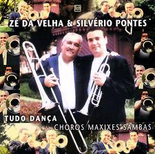 ZE DA VELHA - TUDO DANCA NEW CD