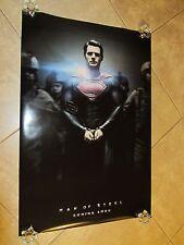 Man Of Steel movie poster Henry Cavill - International one sheet b - Superman