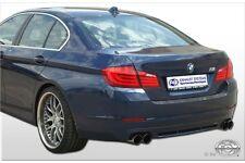BMW SERIE 5 (F10/F11) 535d Terminale Scarico Duplex FOX 2x90