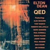 Elton Dean - QED Live Recording,CD  2000 NEW SEALED Soft Machine