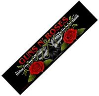 Guns N' Roses  sew-on cloth strip patch 195mm x 52mm  (rz)