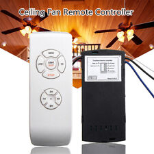 Universal Ceiling Fan Lamp Remote Control Kit Timing Wireless Remote Control