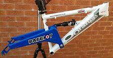 "VGC Rare Retro Orange Patriot LT, 16"" XC mtb bike frame no 5 five, New Shock"