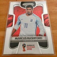 2018 Panini Prizm World Cup - [Base] #72 - Marcus Rashford