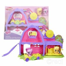 New Playskool Friends My Little Pony Applejack Activity Barn & Figures Official