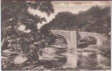 Barden Bridge Bolton Postcard Vintage