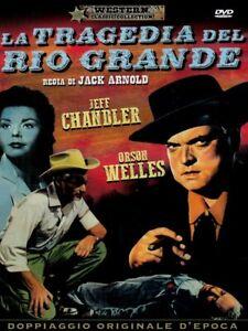 LA TRAGEDIA DEL RIO GRANDE (1957) - Western *Dvd * A&R Productions ** .....NUOVO