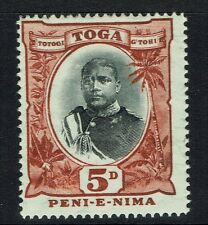Tonga SG# 46 - Mint Light Hinged - Lot 041716