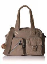 Kipling  Womens Defea Shoulder Bag Warm Grey