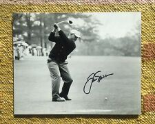 Jack Nicklaus Signed Autograph 8x10 Photograph USA GOLF LEGEND