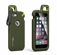 Carabiner Extreme Protection System PX360 PureGear For iPhone6 over Case Green