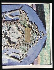 1983 Scanlens Cricket Sticker unused number 56 Sheffield Shield