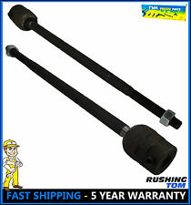 Pair (2) Inner Tie Rod Ends Ford Escort Mercury Tracer 91-02 Left and Right Side