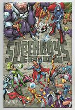 Superboys Legion 2 DC 2001 NM+ 9.6 Elseworlds Mark Farmer Alan Davis