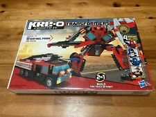 Kre-O Transformers Sentinel Prime (sealed) w/ Soundwave / Thundercracker minifig