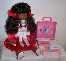 ☆Ideal☆AA Patty Play Pal Talking Doll☆Tape Deck & Microphone☆ALL Works 100%☆1987