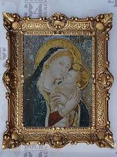 CUADRO Jesús María Iconos CUADRO SANTOS Con Marco 56x46 cm Religioso Imágenes 28
