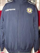 2014-15 Crewe Alexandra Jacket EXCELLENT, Mint Carbrini (M) Shirt Jersey