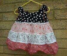 t u baby girls top aged 18 / 24 mths