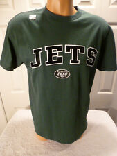 "4801 Mens  Apparel NEW YORK JETS ""STITCH"" Football Jersey Shirt"