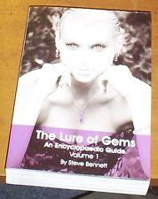 The Lure of Gems - An Encyclopaedic Guide - Volume 1,Steve Bennett