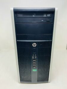 HP 6305 Pro Microtower AMD A4-5300B 3.40 GHZ / RAM 4GB / HDD 250GB / Dvd-Rw Win