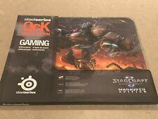 5 StarCraft II Steelseries Mousepads : Marauder, Kerrigan, Marine, Zeratul, HotS