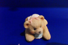 CHERISHED TEDDIES / TEDDY BETSEY RETIRED NEW BABY THE FIRST STEP TO LOVE